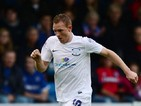 Stuart Beavon of Preston North End in action during the Sky Bet League One match between Gillingham and Preston North End at The Priestfield Stadium on October 19, 2013