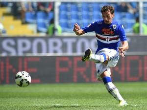 Risultato derby Genoa Sampdoria video gol Gabbiadini FOTO VIDEO