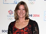 Katherine Grainger attends the British Olympic Ball at The Dorchester on October 30, 2013