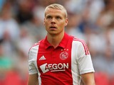 Kolbeinn Sigthorsson of Ajax looks on during the 19th Johan Cruijff Shield match between Ajax Amsterdam and PEC Zwolle at the Amsterdam ArenA on August 3, 2014