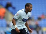 Liam Feeney of Bolton Wanderers during the Pre Season Friendly match between Bolton Wanderers and Vitesse Arnhem at the Macron Stadium on August 3, 2014