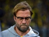 Dortmund's head coach Jurgen Klopp reacts during the German First division Bundesliga football match Borussia Dortmund vs Hannover 96 on October 25, 2014