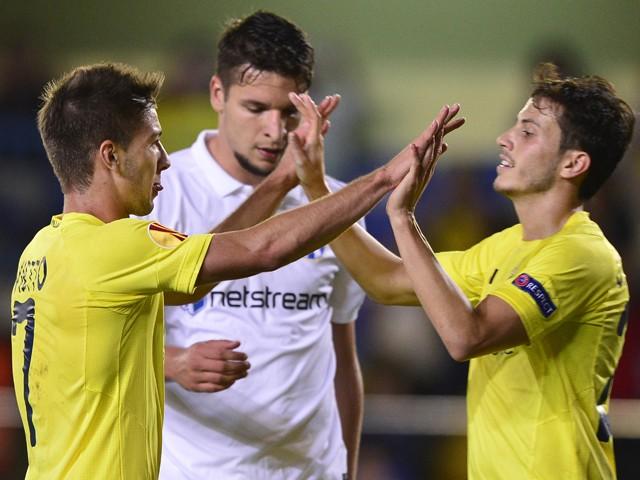 Report barcelona make luciano vietto contact sports mole - Villarreal fc league table ...