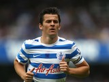 Joey Barton of Queens Park Rangers runs during the Barclays Premier League match between Queens Park Rangers and Sunderland at Loftus Road on August 30, 2014
