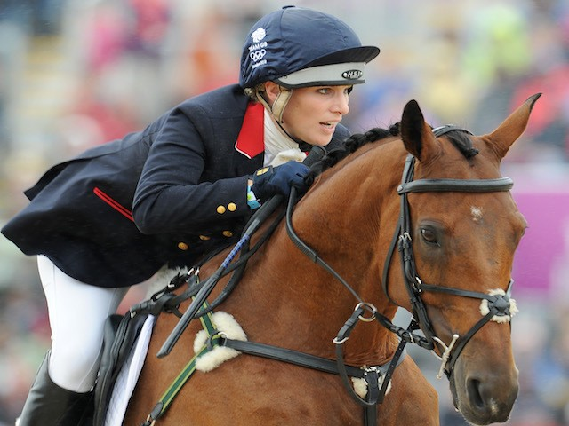 zara tindall misses out on olympic eventing place for rio 2016 sports mole. Black Bedroom Furniture Sets. Home Design Ideas