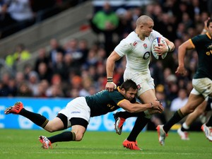 Mike brown 39 i can become one of world 39 s best full backs 39 sports mole - English rugby union league tables ...