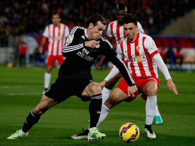 Almeria 1 - 4 Real Madrid