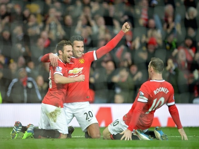 Manchester United 3 - 0 Liverpool
