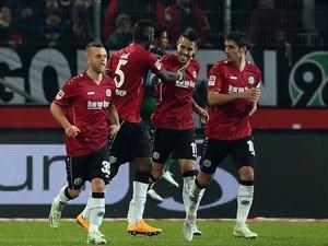 Hannover 1 - 1 Stuttgart