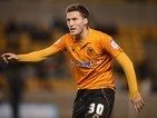 Matt Doherty in action for Wolves on March 1, 2013