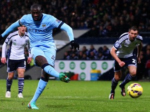 Video: West Bromwich Albion vs Manchester City