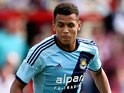 Ravel Morrison in action for West Ham on July 12, 2014