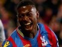 Sullay Kaikai in action for Crystal Palace on September 24, 2014