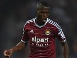 Enner Valencia in action for West Ham on September 20, 2014
