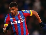 Fraizer Campbell in action for Crystal Palace on December 2, 2014