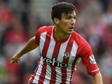 Jack Cork in action for Southampton on October 25, 2014