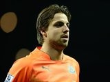 Tim Krul in action for Newcastle on November 22, 2014