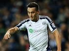Jason Davidson in action for West Brom on September 24, 2014