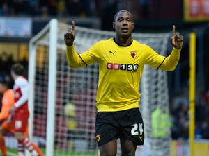 Odion Ighalo Continues His Goal Drought As Super Eagles Tie Against Egypt