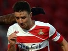 Enda Stevens in action for Doncaster Rovers on January 3, 2015