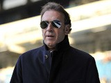 Massimo Cellino President and Director of Leeds United during the Sky Bet Championship match between Leeds United and Fulham at Elland Road on December 13, 2014