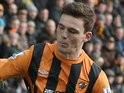 Andrew Robertson for Hull on October 4, 2014