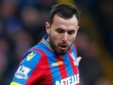 Jordon Mutch in action for Crystal Palace on January 31, 2015