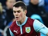 Kevin Long for Burnley on January 1, 2015