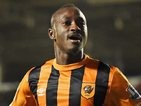 Dame N'Doye for Hull City on February 10, 2015