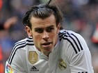 Gareth Bale for Real Madrid on January 31, 2015