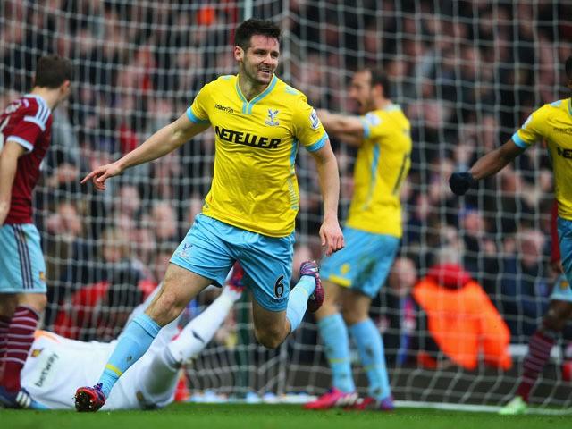 West Ham United 1 - 3 Crystal Palace