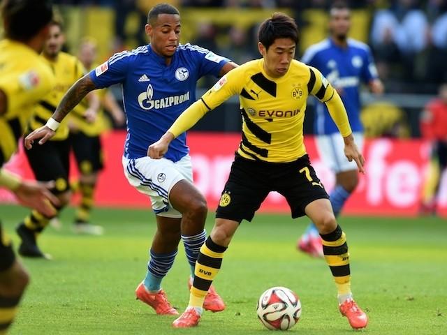 Borussia Dortmund 3 - 0 Schalke 04