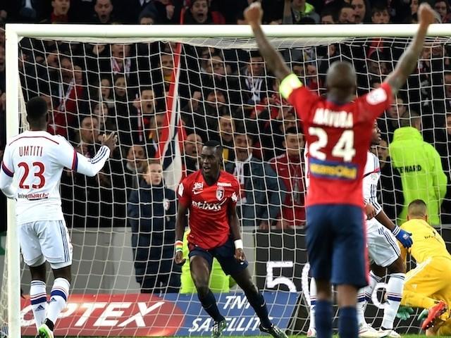 Lille 2 - 1 Olympique Lyon