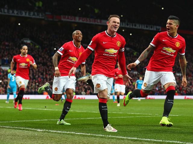 Manchester United 2 - 0 Sunderland