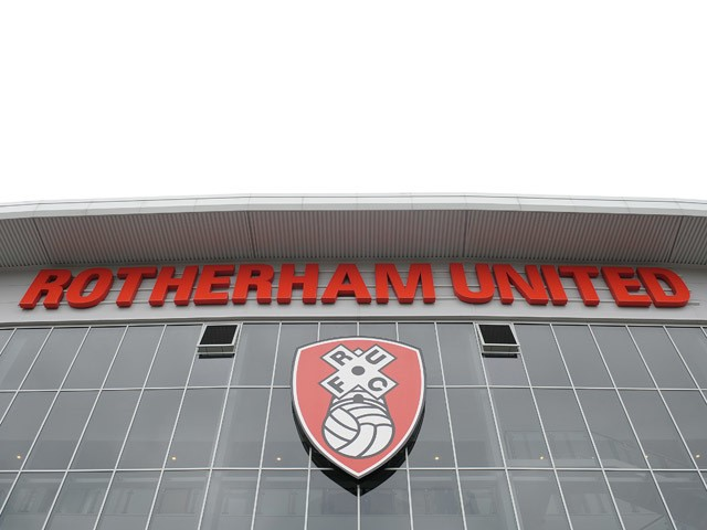 A general view of the New York Stadium following the pre season friendly match between Rotherham United and Huddersfield Town at The New York Stadium on July 20, 2013