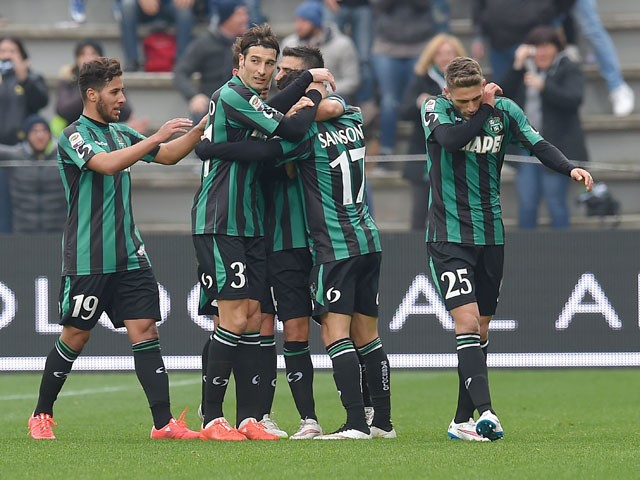 Image result for sassuolo fc 2017