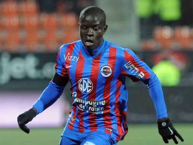 Report: Leicester City agree deal for N'Golo Kante ...