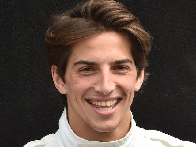 Roberto Merhi pictured in March 2015
