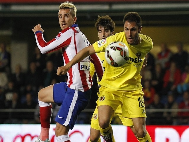 ไฮไลท์  Villarreal 1 - 0 Atletico Madrid