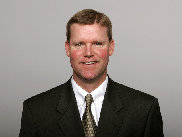 Scot McCloughan of the San Francisco 49ers poses for his 2009 NFL headshot