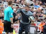 Angry Newcastle boss John Carve