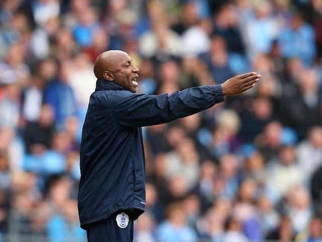 QPR boss Chris Ramsey on May 10, 2015