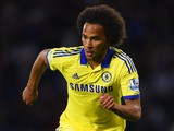 Isaiah Brown of Chelsea in action during the Barclays Premier League match between West Bromwich Albion and Chelsea at The Hawthorns on May 18, 2015