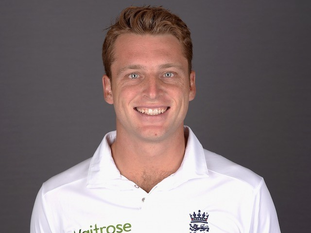 Jos Buttler poses for an England portrait session on May 19, 2015