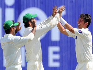 yasir shah pakistan - Yasir Shah puts Pakistan Team in control at Lord's Test Match
