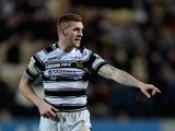 Marc Sneyd of Hull FC in action during the First Utility Super League match between Hull FC and Leeds Rhinos at KC Stadium on March 5, 2015