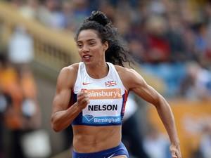 Ashleigh Nelson athlete height