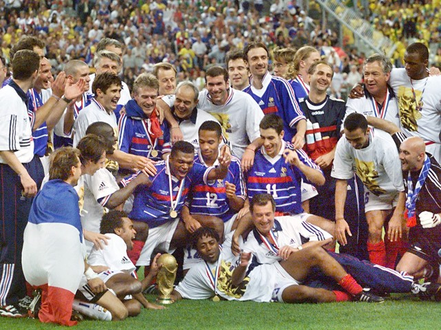 On this day france beat brazil in world cup final - Tous les buts coupe du monde 1998 ...
