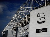 General views of Pride Park Stadium home of Derby County on March 23, 2011