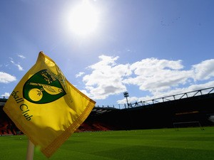 A general view of Carrow Road prior to the Barclays Premier League match between Norwich City and Southampton at Carrow Road on August 31, 2013